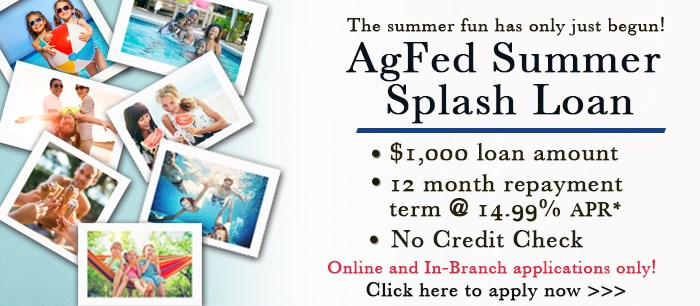 Summer Splash Loan 2016 Now Available!